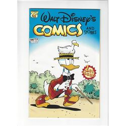 Walt Disneys Comics and Stories Issue #586 by Gladstone Publishing