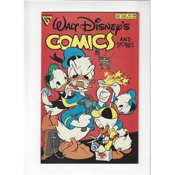 Walt Disneys Comics and Stories Issue #536 by Gladstone Publishing