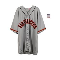 San Francisco Giants Gaylord Perry Autographed Jersey