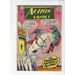 Action Comics Superman Issue # 336 by DC Comics