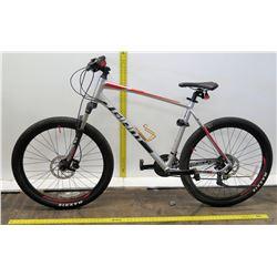 Giant Talon XCT 275 Shimano Gears Silver Mountain Bike