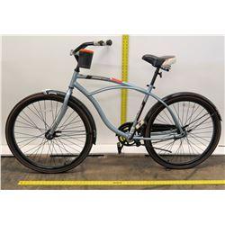 "Huffy Cranbrook 26"" M Blue Single Speed Road Bike w/ Coaster Brakes"