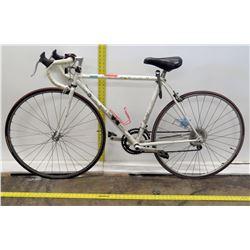 Raleigh Olympian Technium White Men's Racing Bike