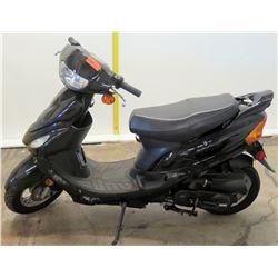 2017 Black Taizhou Zhongneng Moped (Serial L5YACAPY2H1175135) 759 Miles