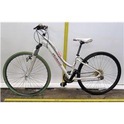 Specialized Ariel Vita En14764 White Ladies Bike