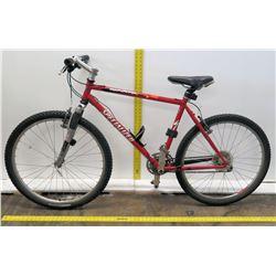Specialized Rock Hopper Deore Red Mountain Bike