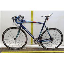 Bianchi Via Nirone Alu-Hydro Bontrager Triple Buffed 7000 Road Bike