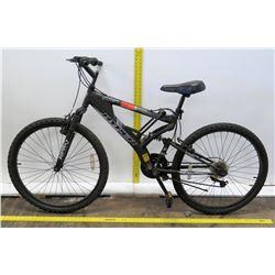 Hyper Havoc FS Full Suspension HPR 21 Speed Mountain Bike