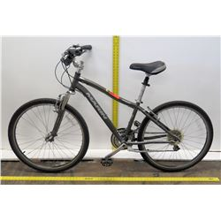 "Marin t Redwood CS Series 15"" Comfort Frame Black Ladies Hybrid Bike"