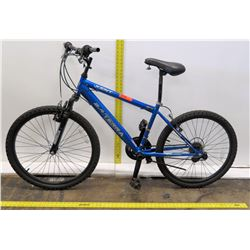 Kent 2.4 Terra 21 Speed ATB 24 Series Front Suspension Blue Mountain Bike
