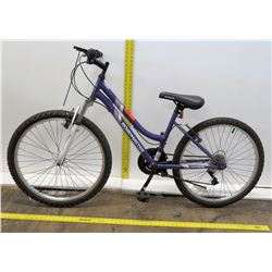 "Roadmaster 24"" Granite Peak Ground Assault Girl's Mountain Bike"