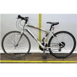 Diamondback Insight Complete Performance White Hybrid Bike