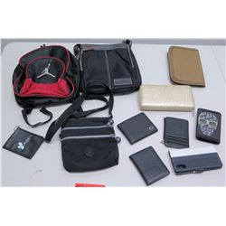 Michael Jordan Backpack, Arcapel Milano Bag, Misc Wallets, etc