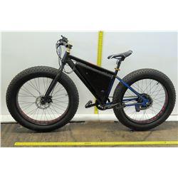Sondors Black eBike Chaoyang Tires Electric Bike