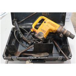 DeWalt D25500 Rotary Hammer Kit w/ Attachments in Hard Case