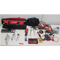 Milwaukee M12 Lithium Ion Tool, Wrenches, Socket Sets, Hand Tools & Bag
