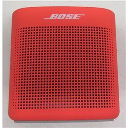 Bose Soundlink Color II Wireless Coral Red Portable Speaker