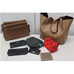 Multiple Bags, Totes & Wallets - Express, Mercedes, etc
