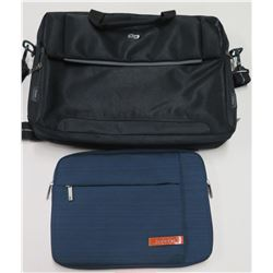 CJ Solo Tote Laptop Bag & Lacdo Computer Shoulder Bag