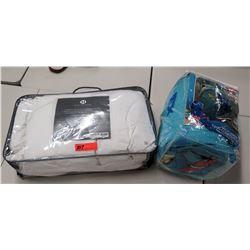Primaloft Hotel Collection Silver Series Comforter & Nemo Twin Blanket