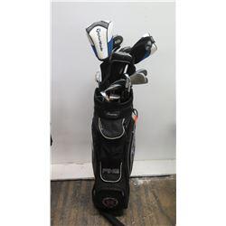 Serene Ping Golf Club Case, Honma Golf Club Set