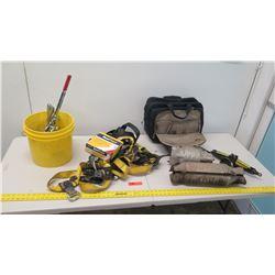 Misc Auto Parts, Tools, Straps, etc.