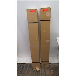 Qty 2 Boxes Pyrex 237500 Heavy Wall Tubing
