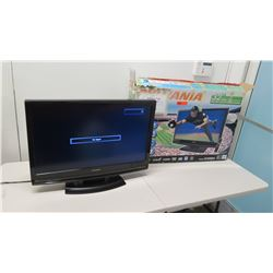 "Sylvania Model LD320SSX TV, 32"" Class"
