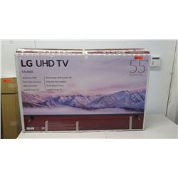 LG UHD TV Model 55UK60 in Box w/ Remote 55""