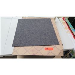Box of 10 Commercial Modular Carpet Squares, 20X20