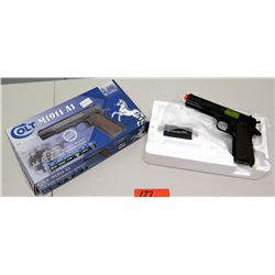Airsoft Gun - Colt Official Product M1911 A1, Full Metal, Unused (must be 18 yrs of age) (non-HPD)