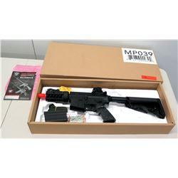 Airsoft AGM Series Automatic Electric Rifle Gun MP039, Unused (must be 18 yrs of age) (non-HPD)