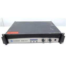 Crown DSi 4000 Digital Screen Series 2 Channel Power Amplifier Model 8501213259 (non-HPD)