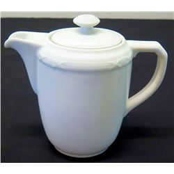 "Qty 28 Unused Porcelain Teapots, Bauscher Weiden Bavaria Germany, Approx. 8"" H (non-HPD)"