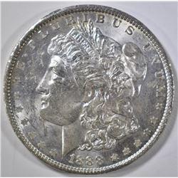 1888-O CH BU MORGAN DOLLAR
