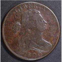 1800 LARGE CENT VF