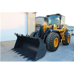 2009 VOLVO L60F WHEEL LOADER