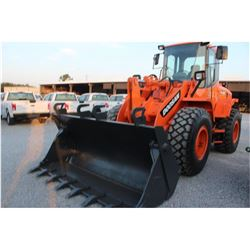 2009 DOOSAN DL200 WHEEL LOADER