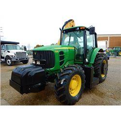 2010 JOHN DEERE 7230 FARM TRACTOR