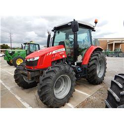 2014 MASSEY FERGUSON 5612 FARM TRACTOR