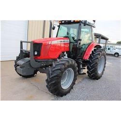 2013 MASSEY FERGUSON 5470 FARM TRACTOR
