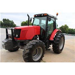 2014 MASSEY FERGUSON 5470 FARM TRACTOR