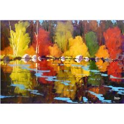 Neil Patterson, Fall Colors