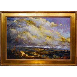 Neil Patterson, Storm