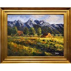 Neil Patterson, Tetons