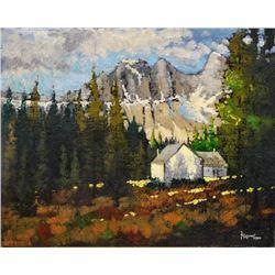 Neil Patterson, Tonquin Hut
