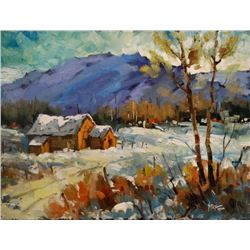 Neil Patterson, Winter Shed