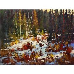 Neil Patterson, Evening Shadows