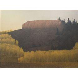 Russel Chatham, Fall Near Deadman's Gulch