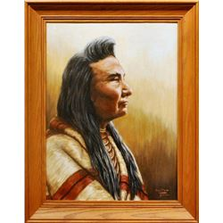 Mary Parker, Chief Joseph